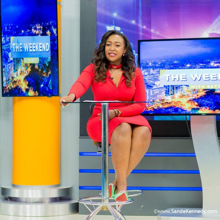 Betty Kyallo explains why she was forced to quit KTN after 8 amazing years at the station - Sande Kennedy