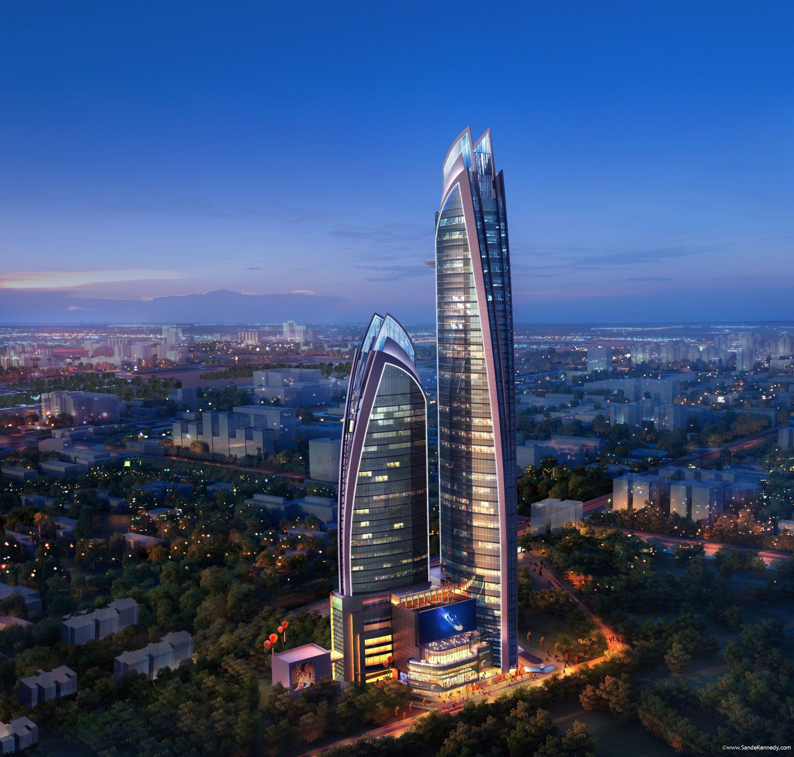 Pinnacle Nairobi to be the Tallest Skyscraper in Africa