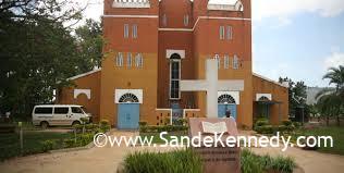 KIMA MISSION CATHEDRAL - CHURCH OF GOD IN EAST AFRICA KENYA