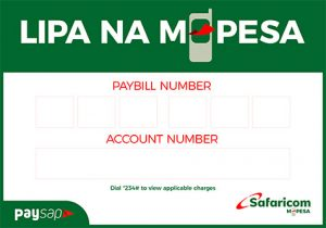 short term paybill application