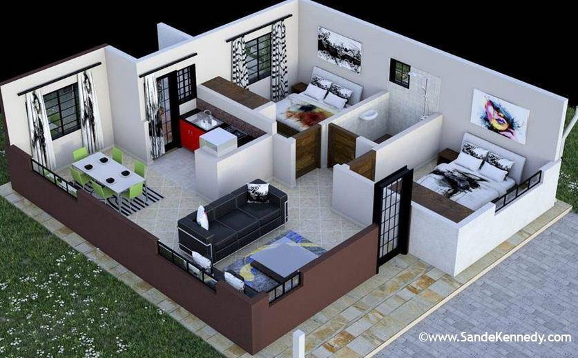 What Is The Cost Of Building Two Bedroom House In Kenya Sande Kennedy
