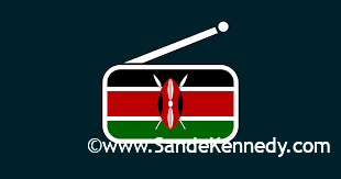Full List Of The Kenyan Radio Stations And Their Frequencies Sande Kennedy